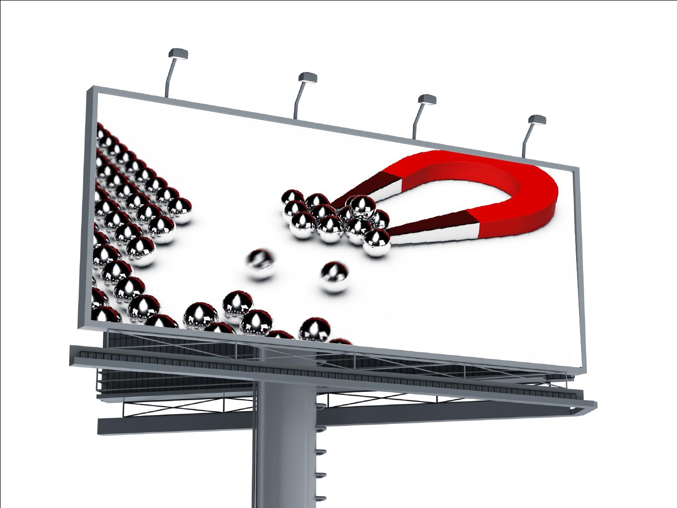 κατασκευή billboard