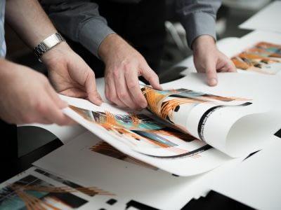 Έλεγχος δοκιμίων εκτύπωσης