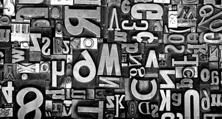 Κάντε καλή επιλογή γραμματοσειράς